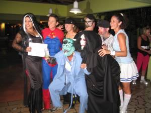 Halloween in Turks & Caicos