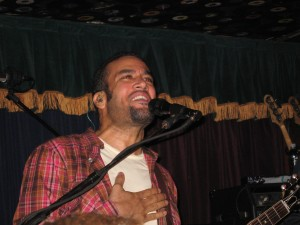 Ben Harper at The Mint, Hollywood