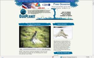 My Arctic Adventures Blog featured on MySpace