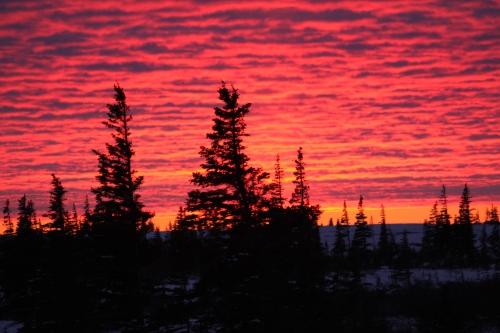 Churchill Sunset 2