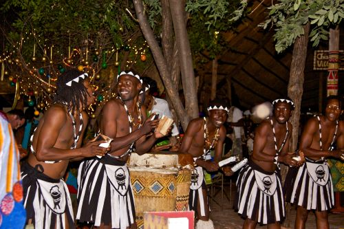 Boma Drummers