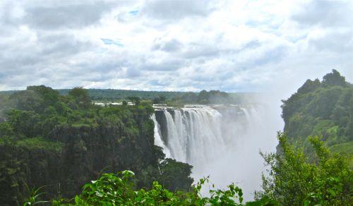 Vic Falls Zambezi
